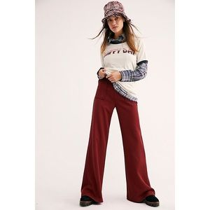 Free People Rudy Flare Pants